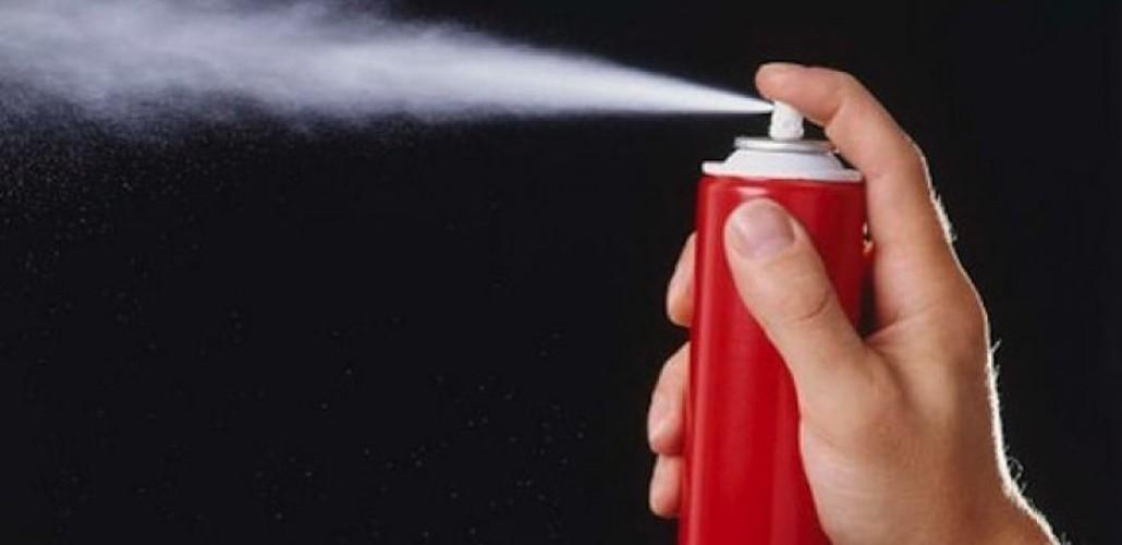 В Виннице ученик распылил в школе газовый баллончик