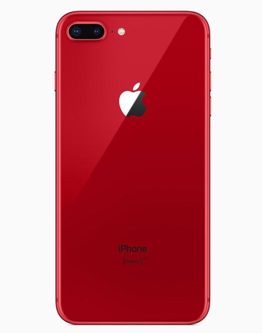 Apple выпустила новый красный iPhone
