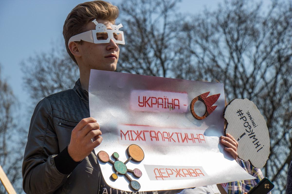 Украинцы умные и таланливые