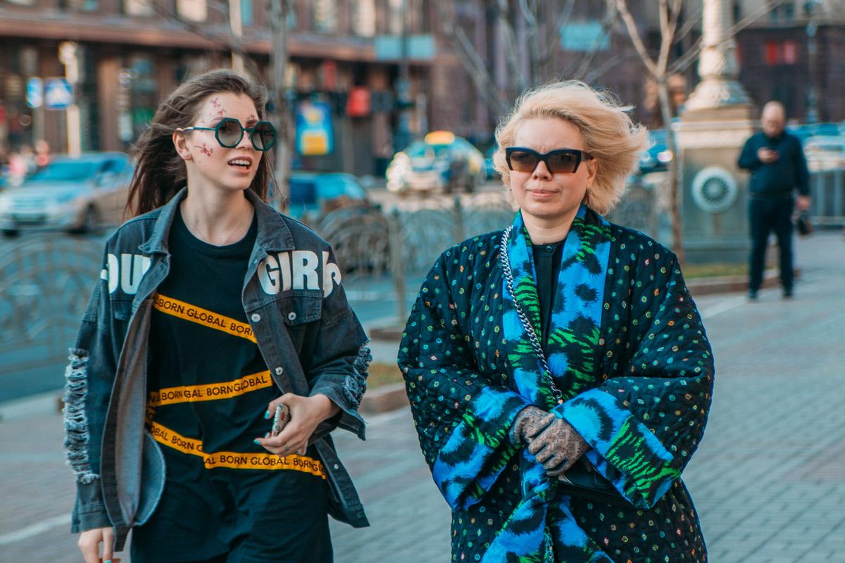 Модницы Киева