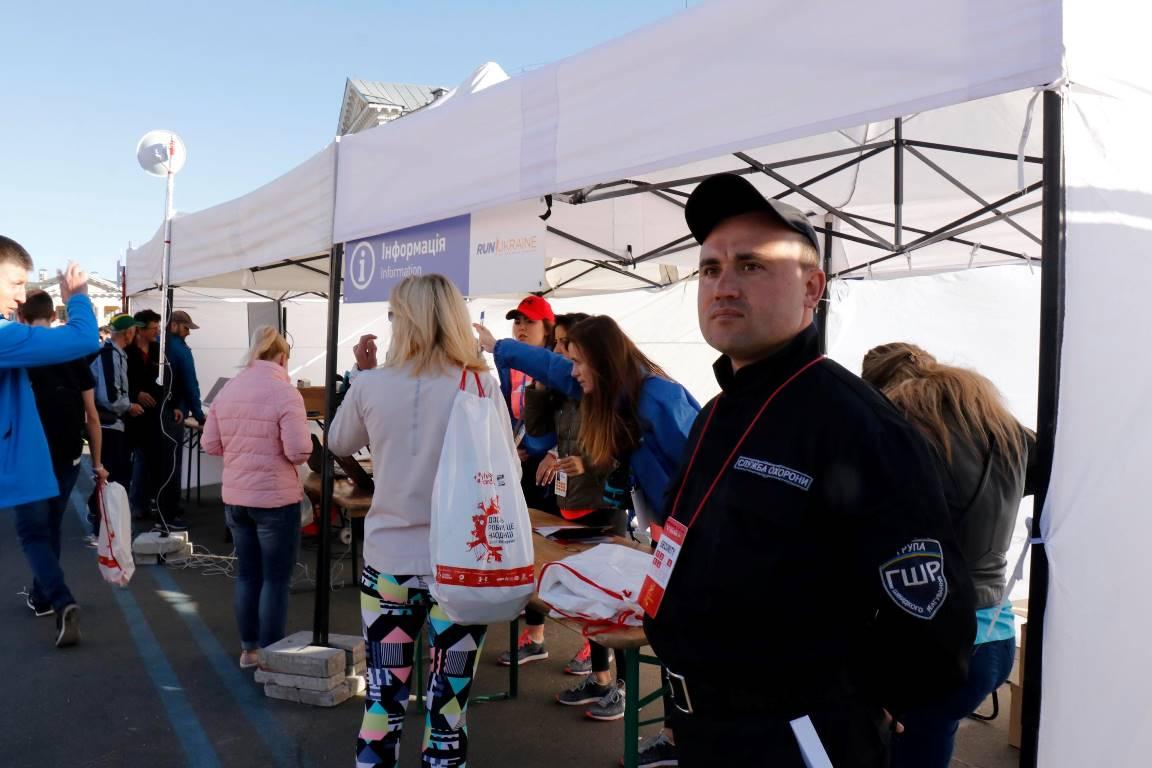 22 апреля в столице проходит 8-й международный полумарафон Nova Poshta Kyiv Half Marathon