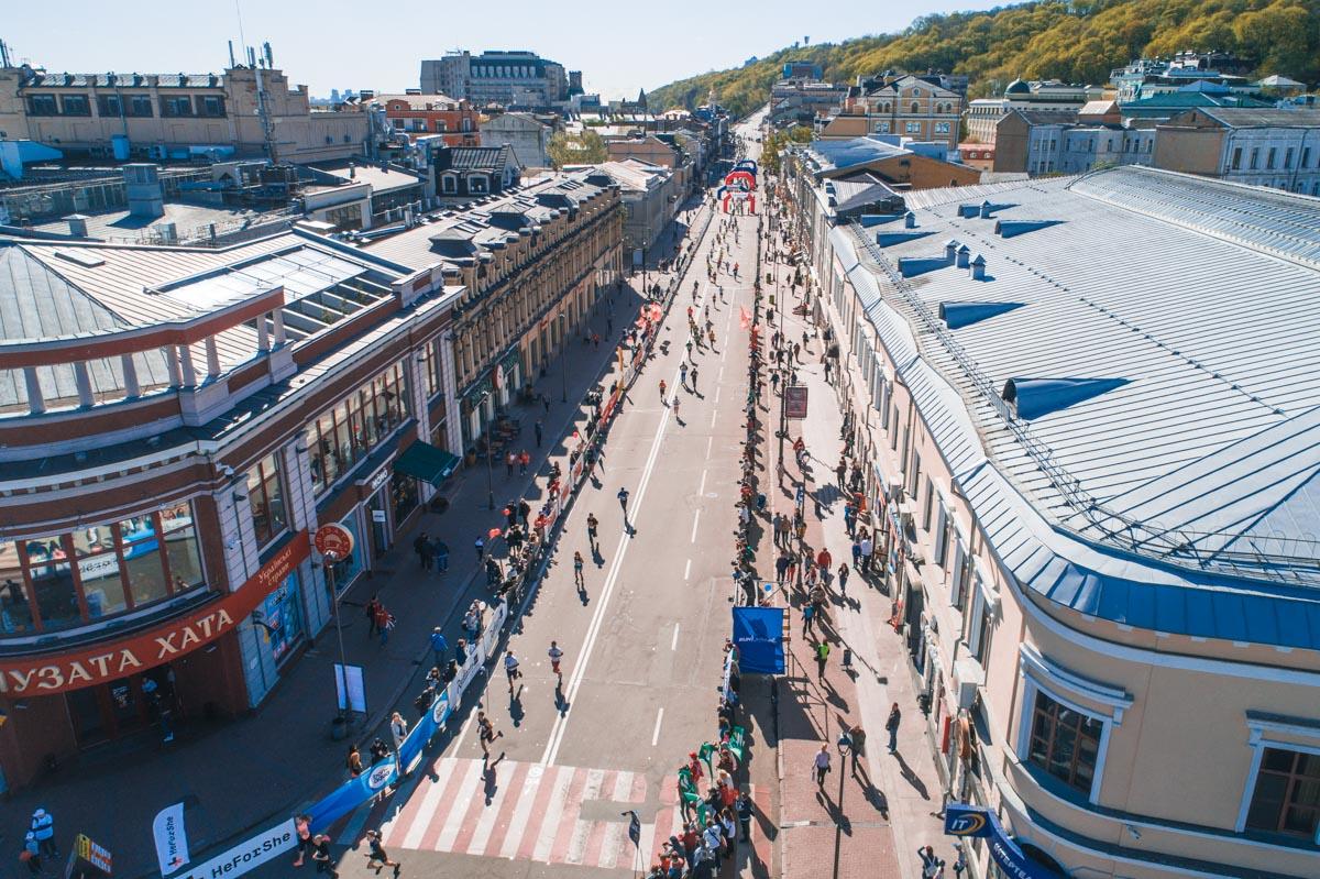 Беговые соревнования уже стали традицией города и страны