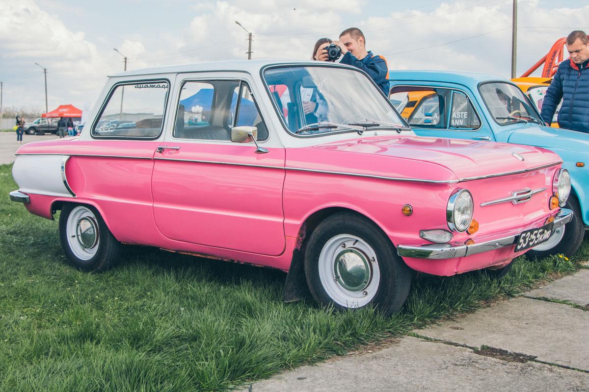 Гламурный отечественный автопром