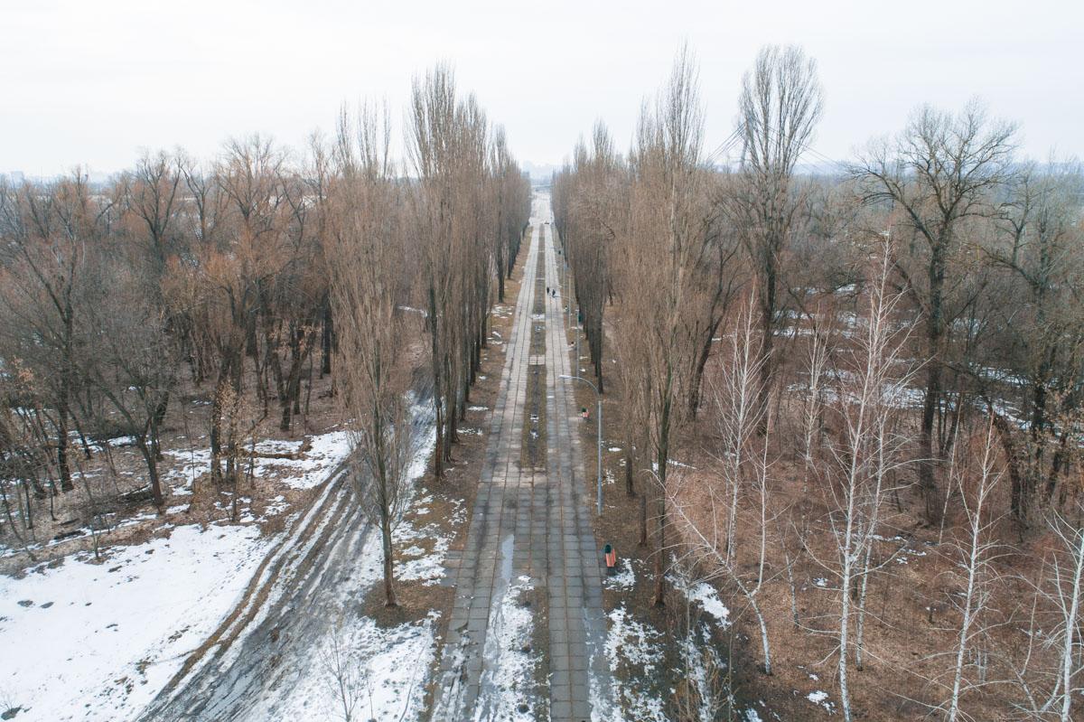Суммарная длина оборудованных велосипедных путей вскоре добавится к общей городской велосети и достигнет 2,5 километра