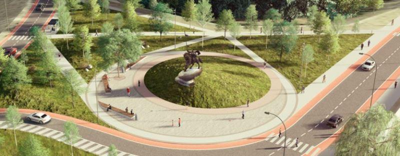 """В """"Киевзеленстрое"""" обещают озеленить город к празднику"""