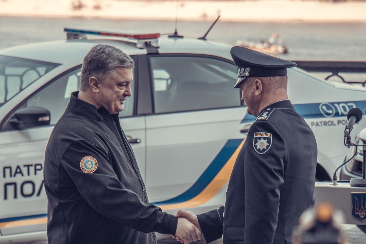Украинцы разрушили планы В. Путина  оНовороссии— Порошенко