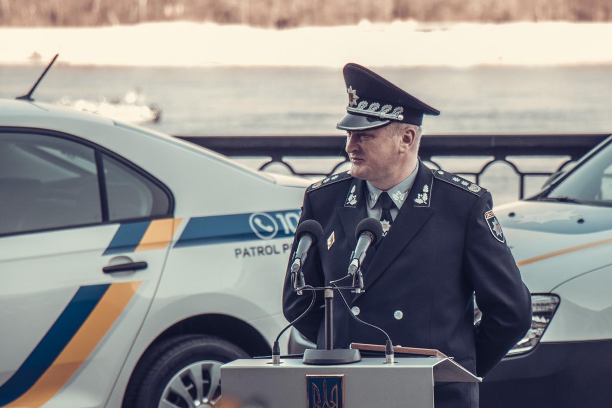 Глава Нацполиции Украины Сергей Князев