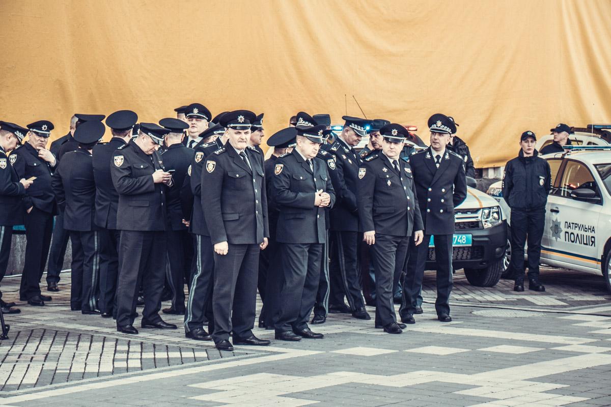 Руководители областных отделений полиции Украины