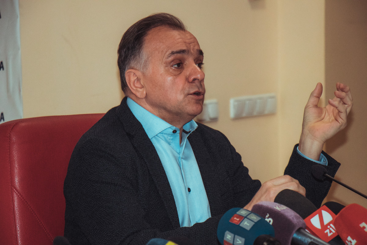 Президент проекта Folk Ukraine Игорь Добруцкий рассказал про мероприятия, которые пройдут на Пасху в Киеве