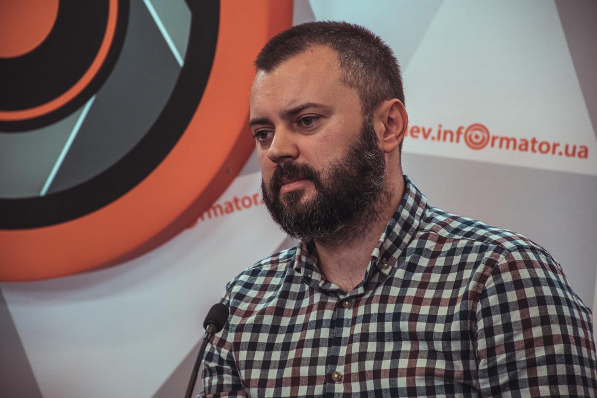 Директор информагентства Информатор Владимир Колисниченко