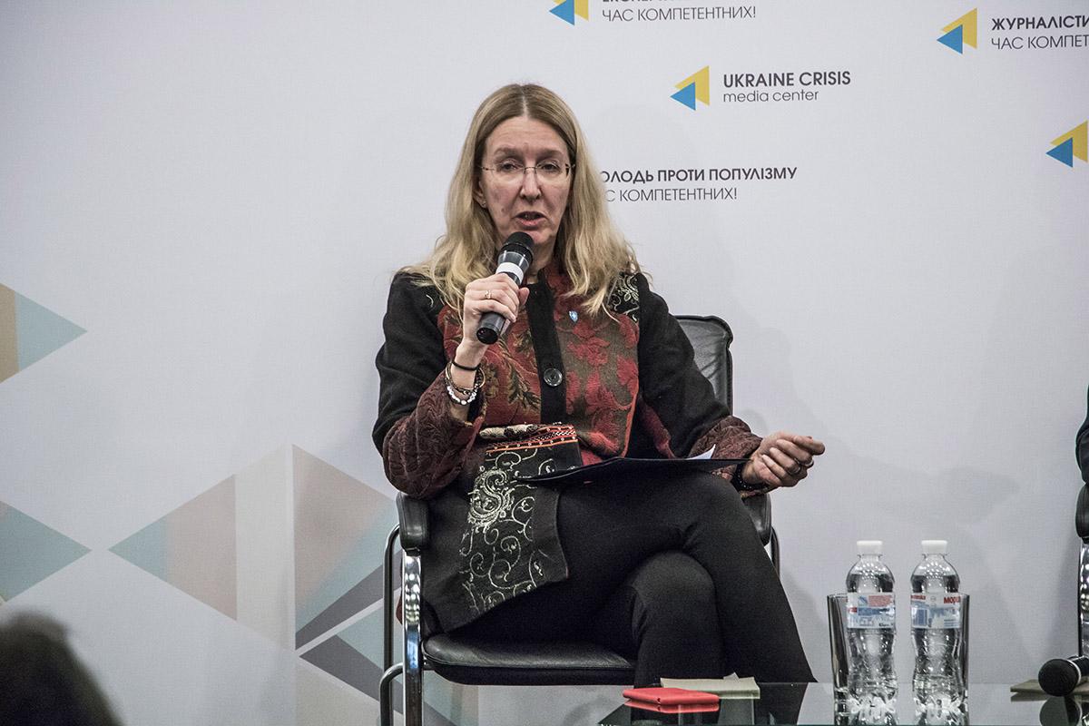 Исполняющая обязанности Министр охраны здоровья, доктор Ульяна Супрун рассказала, как в Украине проходит кампания по выбору семейного врача