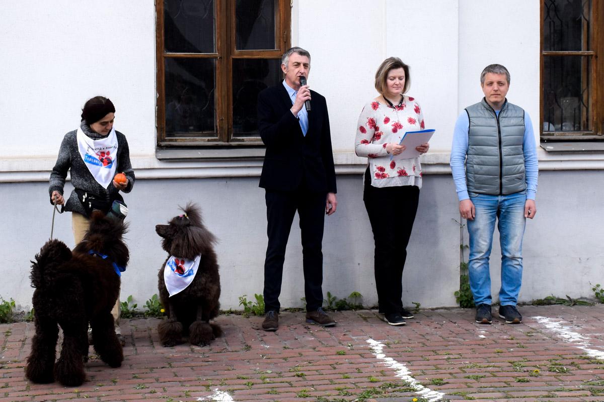 Такое событие - первое в Украине