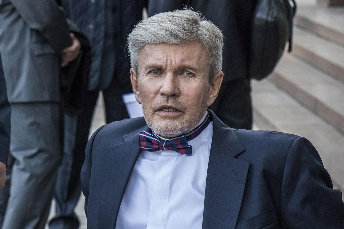 Валерий Михайлович Сушкевич уполномоченный Президента Украины по правам людей с инвалидностью