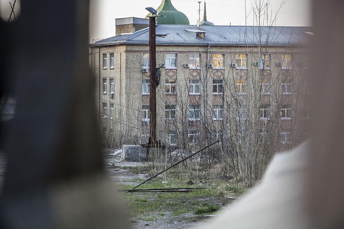 Киевская городская государственная администрация требует остановить работы по строительству гостиничного комплекса на Андреевском спуске, 14-16