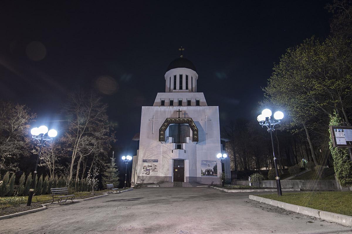 Храм-памятник святителя Николая Чудотворца