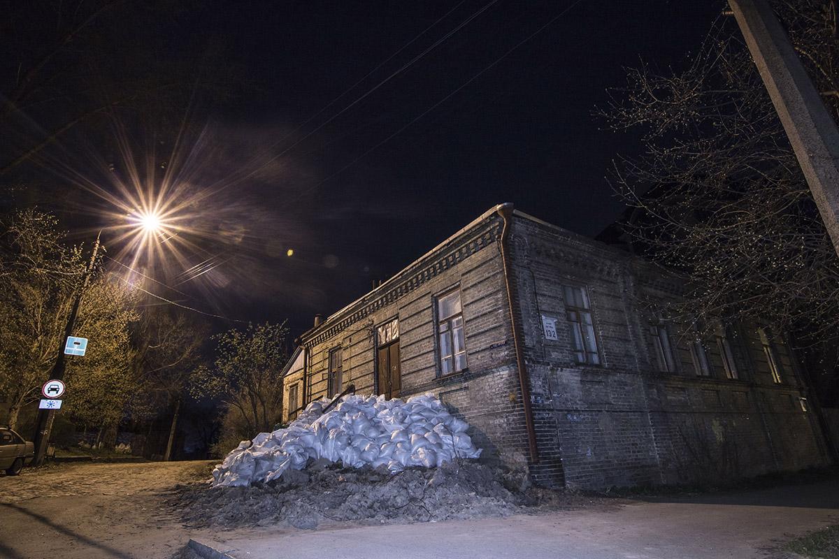 Сохранились дома еще постройки начала 20 века