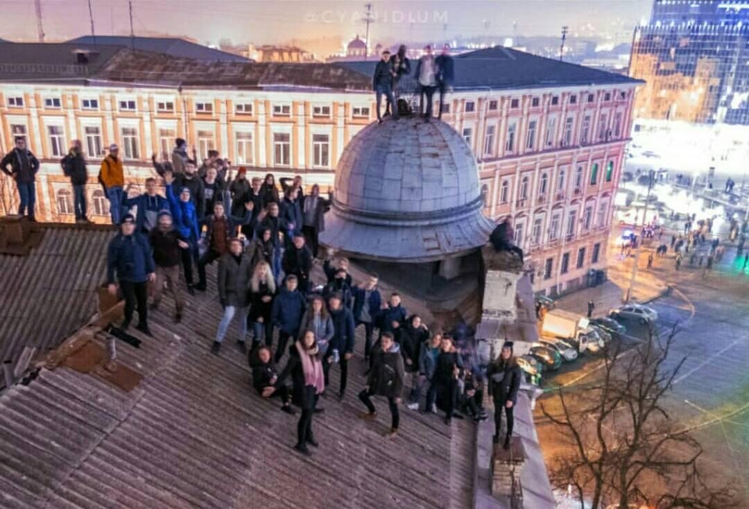 Фото участника сходки Ивана Федорова