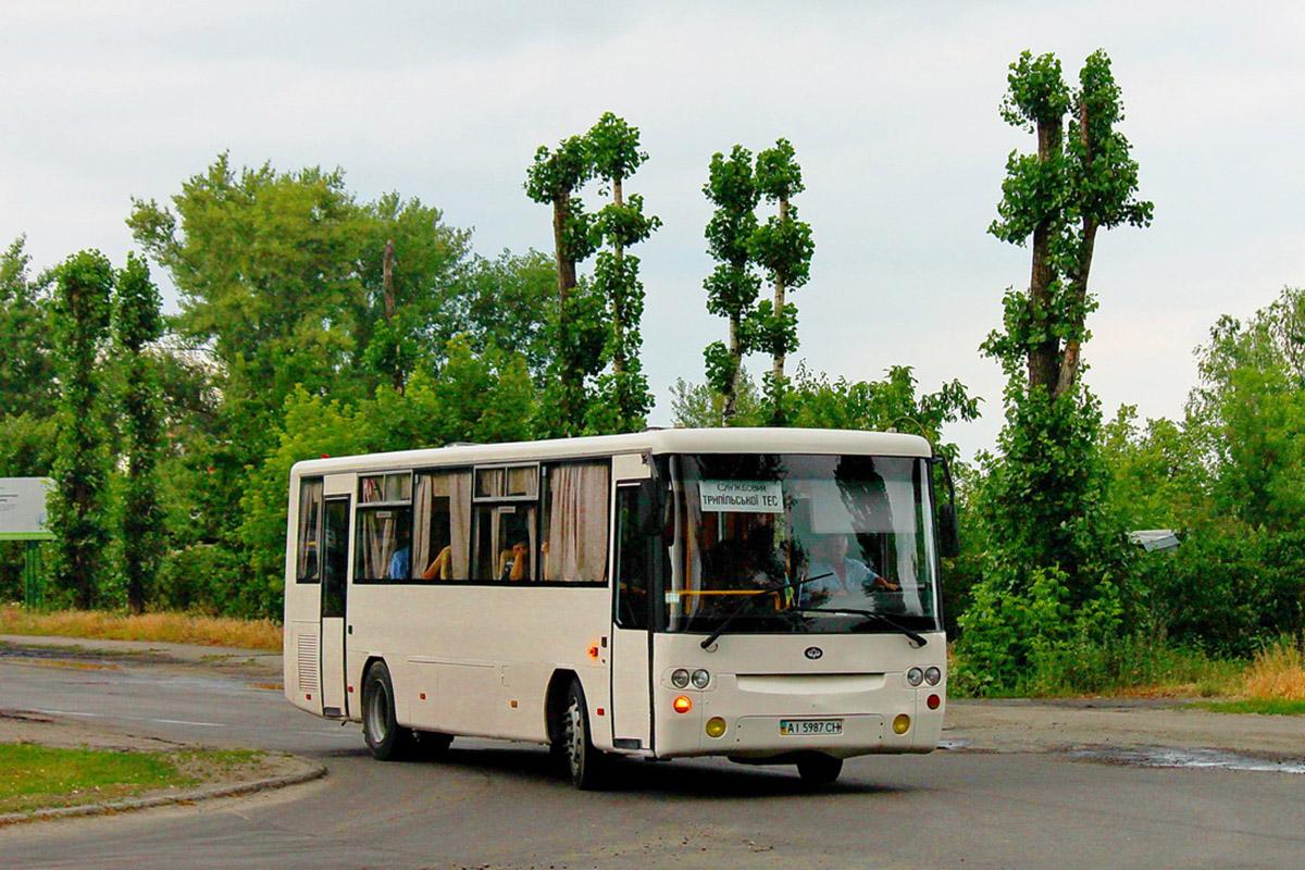 В 2008 году корпорация начала производство автобусов туристического класса