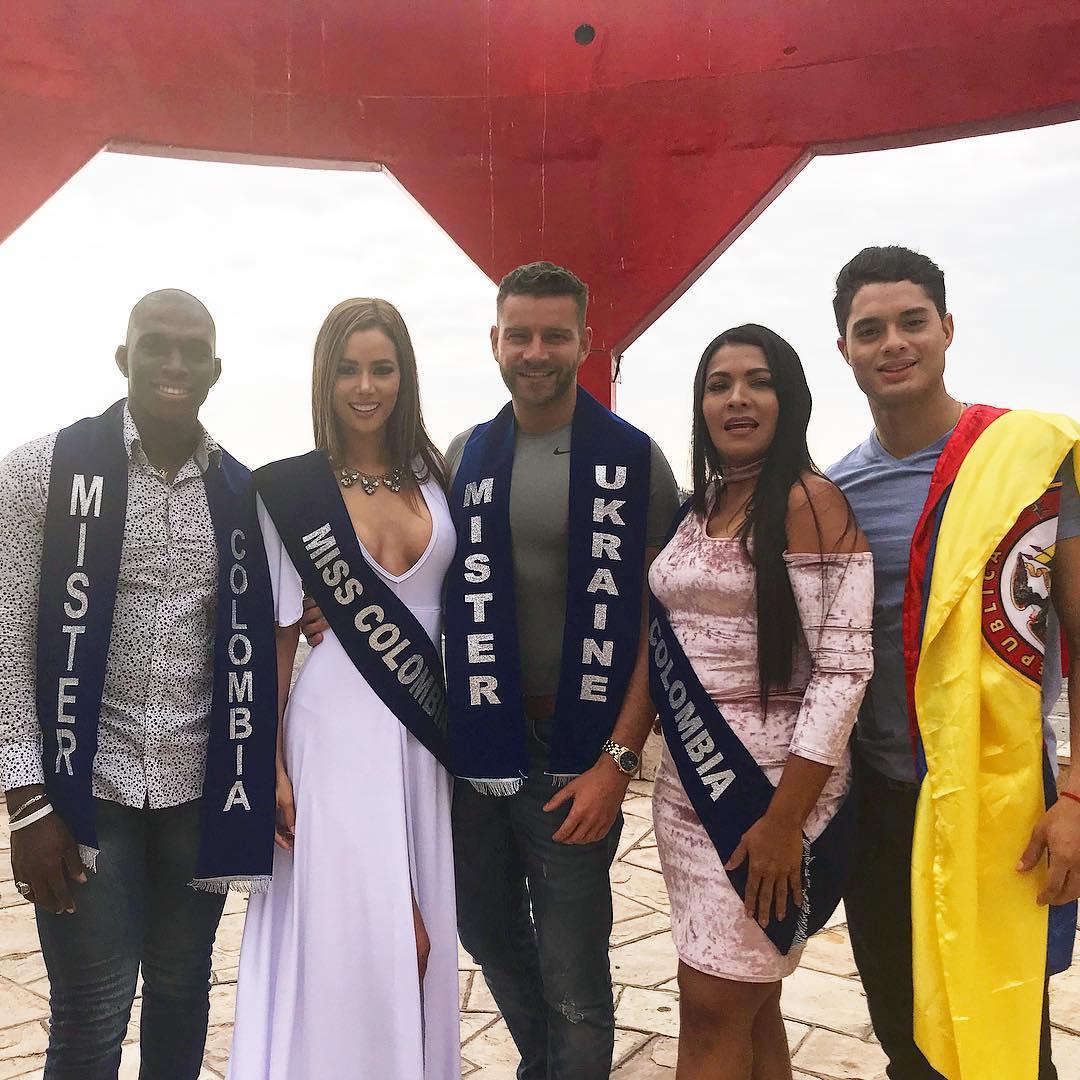 Параллельно проходил конкурс Miss Sea World