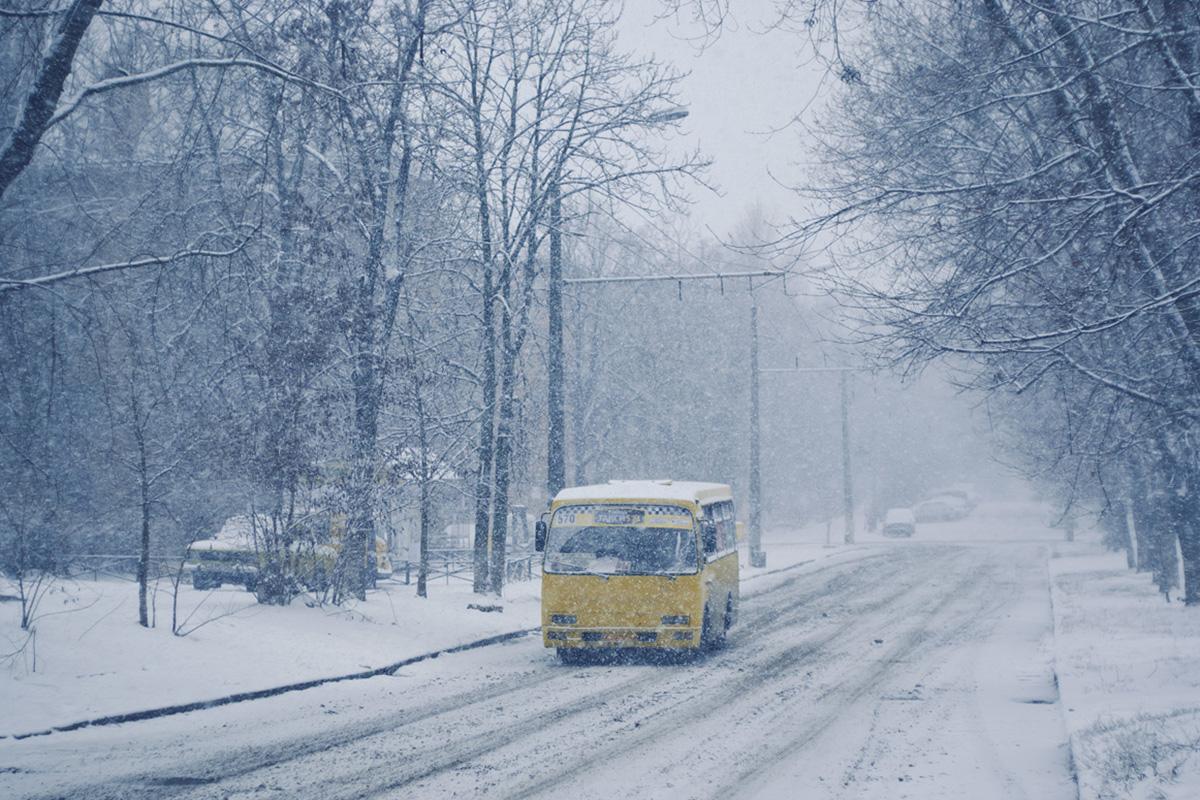 Первым автобусом корпорации был «Богдан» А091