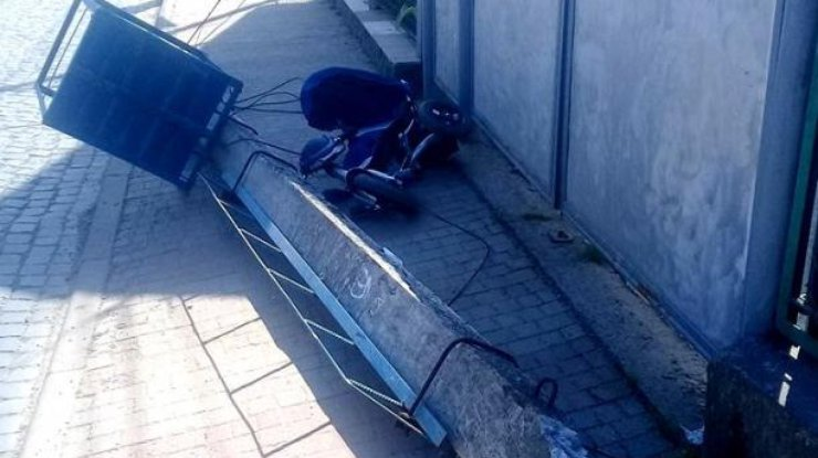 Трагедия случилась в городе Хуст.