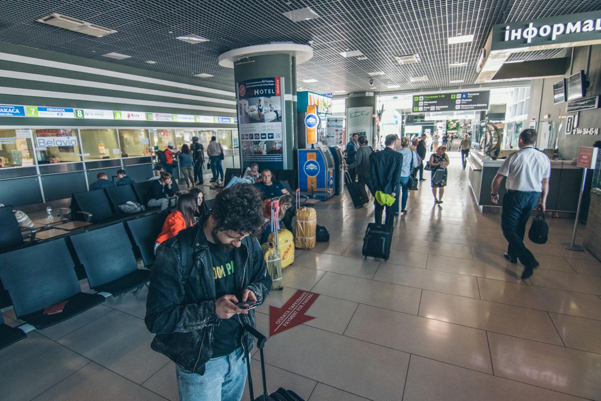 Аэропорт после расширения сможет обслуживать на вылет порядка 4 миллионов пассажиров в год