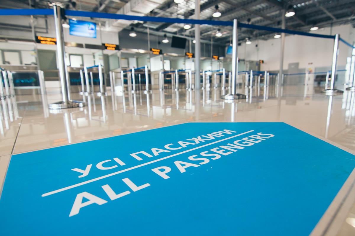В 2018 году терминал D переоборудовали для прилета международных рейсов