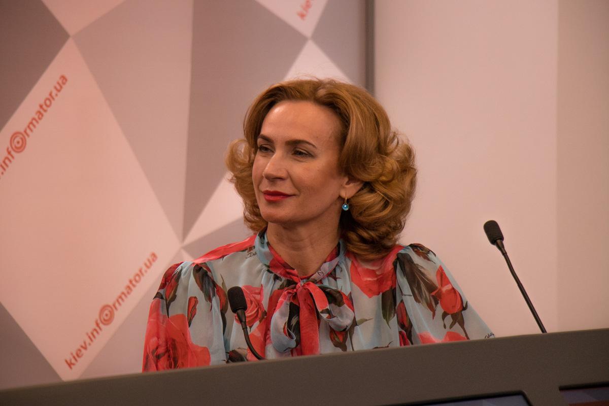 Основатель международной студии танца GolDanceСветлана Шеветовская