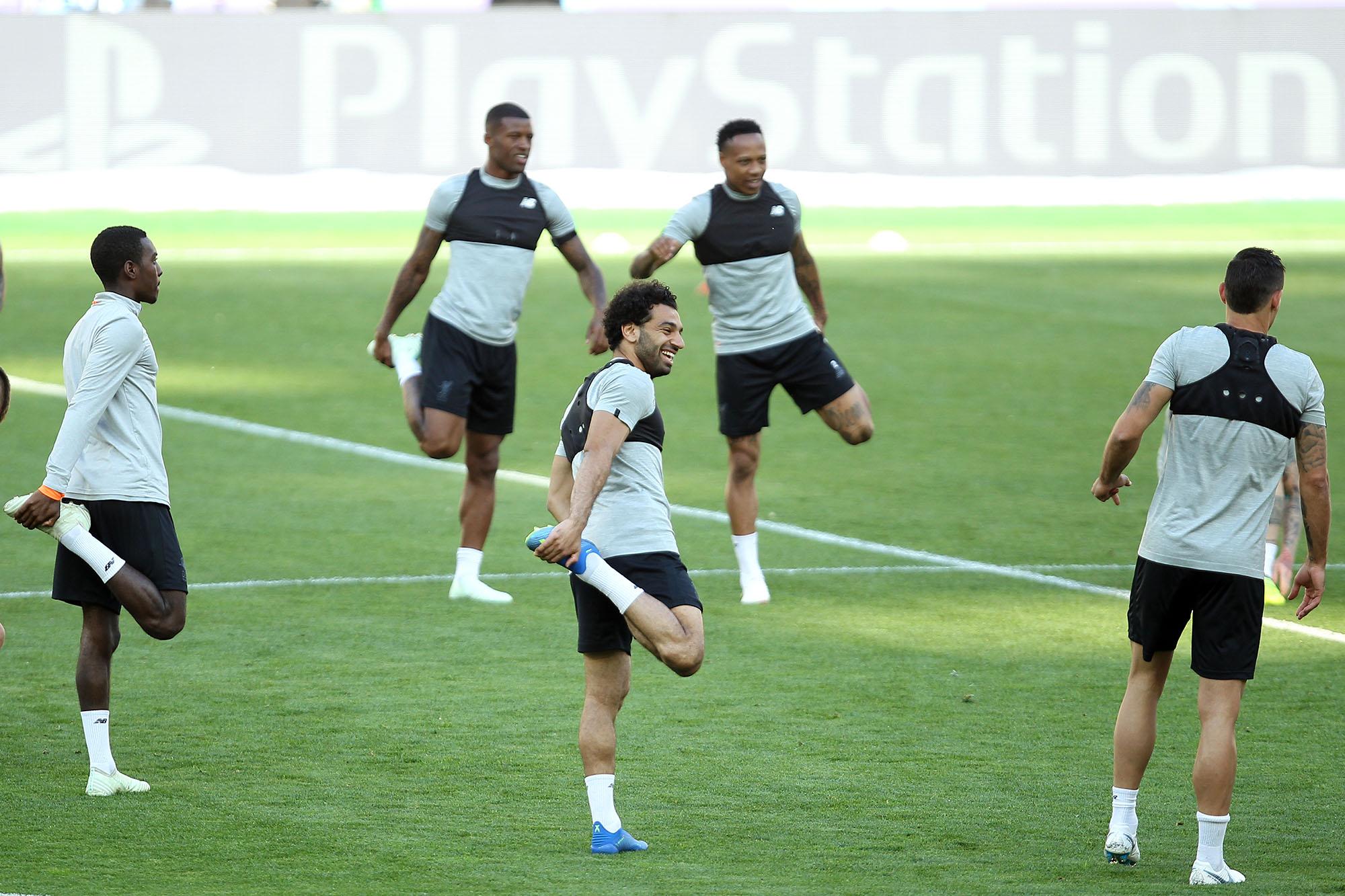 Египетский футболист Мо Салах и его обаяние