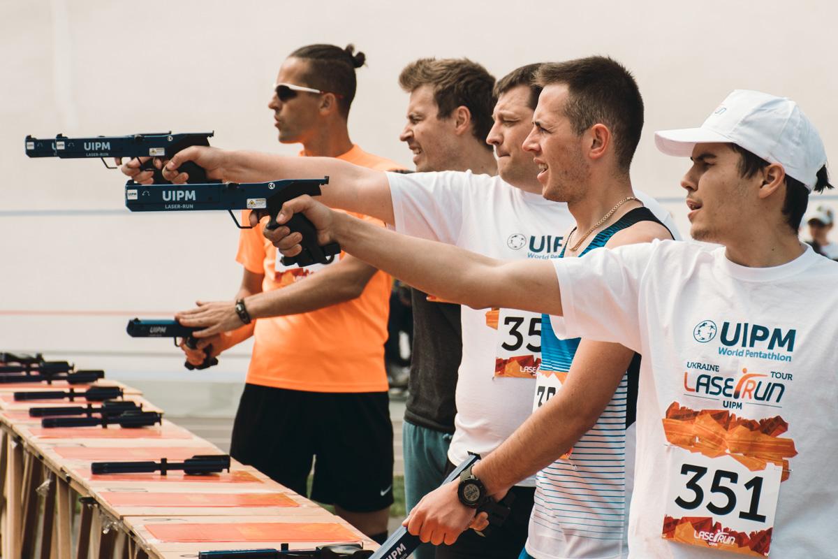 UIPM было принято решение провести в 2018 году соревнования уже в четырех городах Украины
