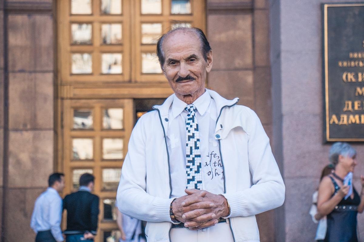 Танцмейстер бала - Григорий Чапкис