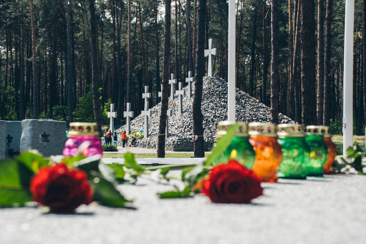 Люди вспомнили погибших в массовых политических репрессиях 1937-1938 годов