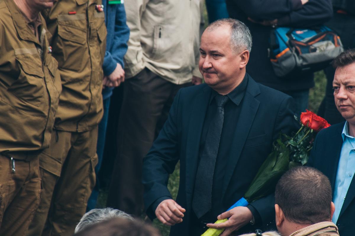 Глава СБУ Василий Грицак