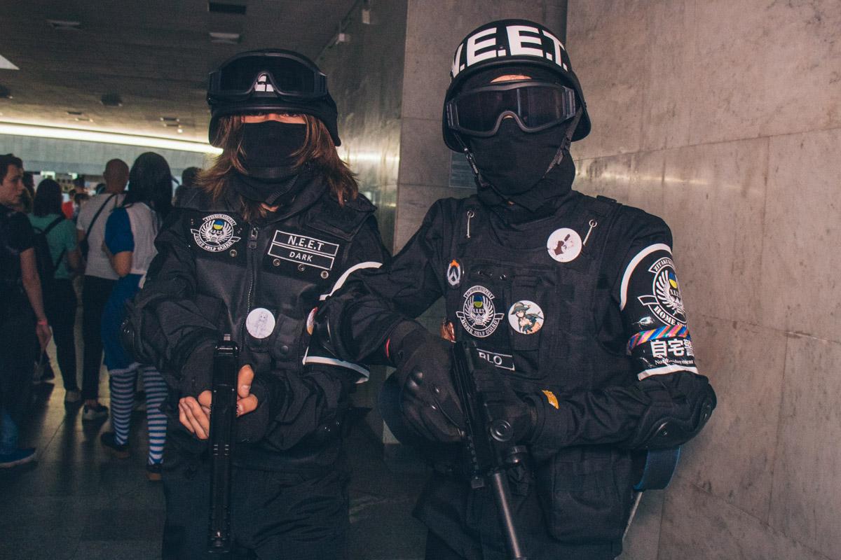 Вступайте в стройные ряды N.E.E.T.-армии. Если вам не лень, конечно