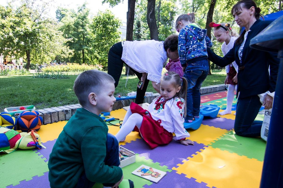 В Киеве состоялся общегородское культурно-художественное мероприятие