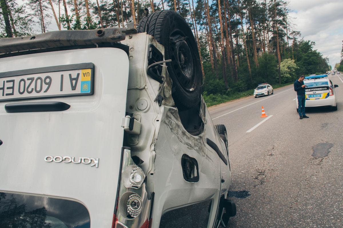 Мужчина, который спровоцировал аварию, сообщил, что не помнит, как выехал на встречку