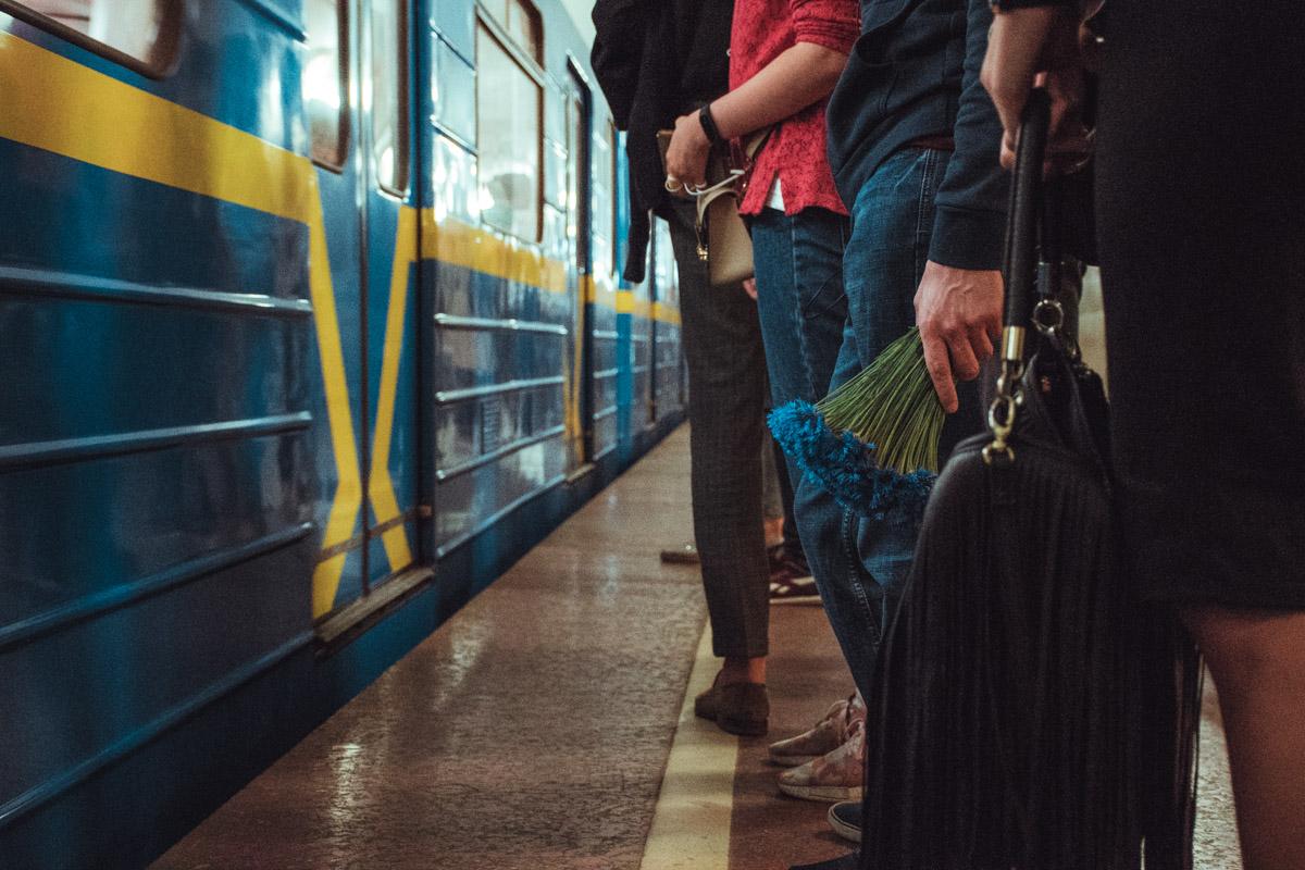На день Киева в столице возможны изменения в работе метро