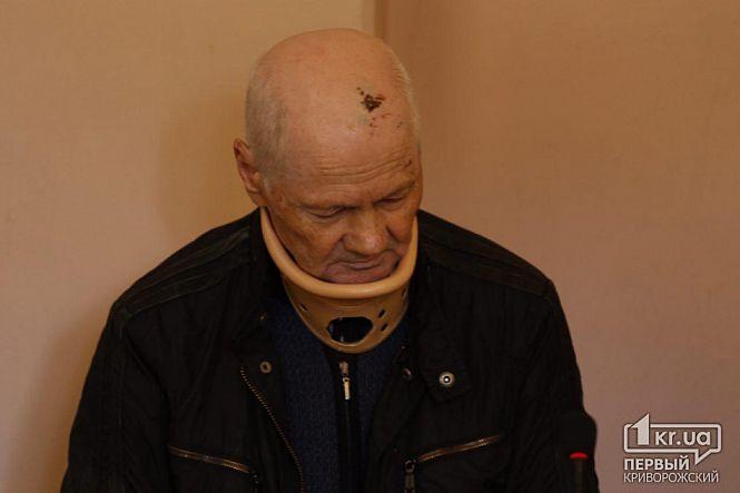 Александр Волков, предполагаемый виновник ДТП