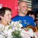 В Киев прилетели украинские альпинисты, покорившие Эверест