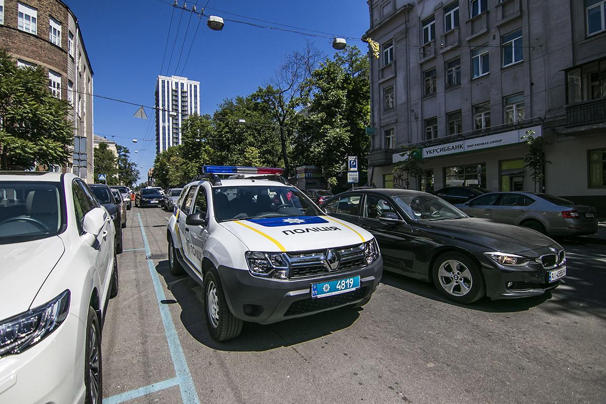 Спустя два часа после происшествия не было медиков, но приехали правоохранители