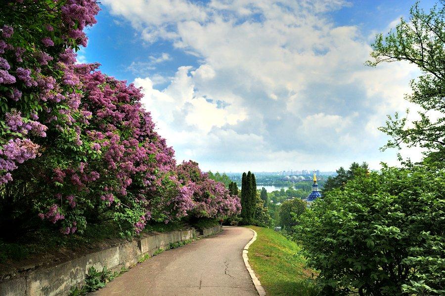 Национальный Ботанический сад им.Н.Н.Гришко в Киеве