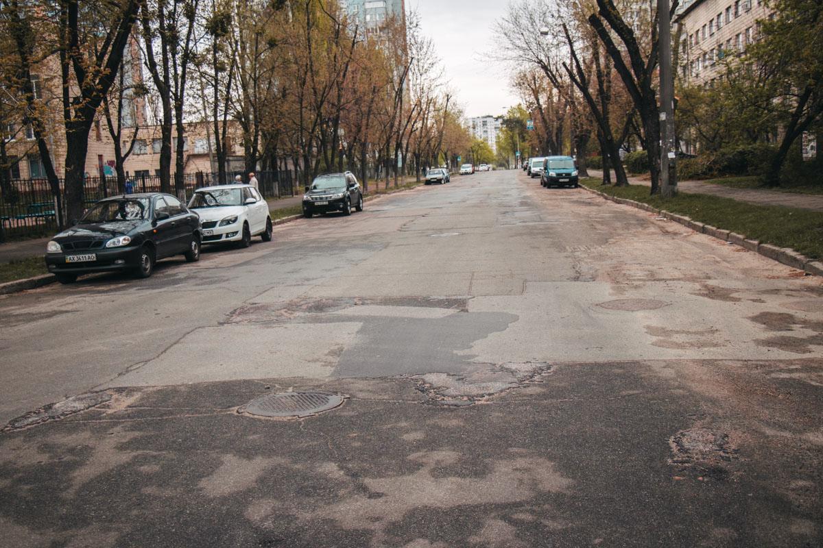 На ремонт Красноткацкой потратили более 17 тысяч гривен