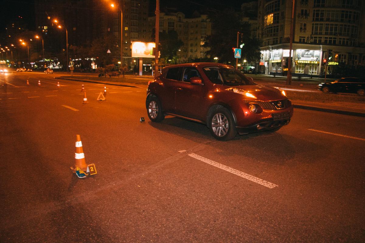 Кто двигался на запрещающий сигнал светофора установит следствие