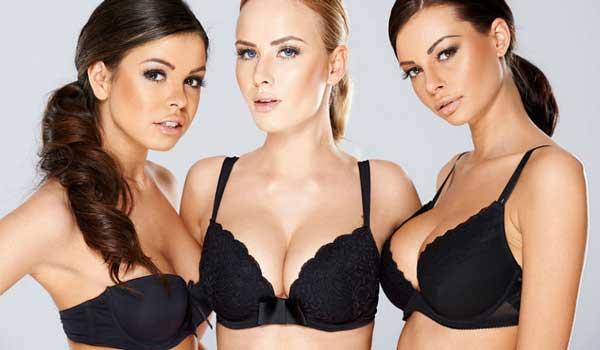 Исследование показало, что третий размер груди делает женщин счастливыми