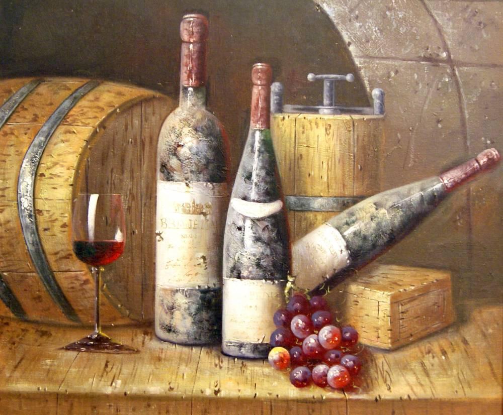 Тут можно научиться мастерству живописи в компании интересных творческих людей и хорошего вина