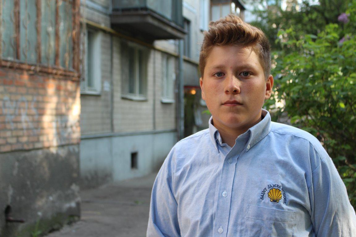 15-летний Андрей Буртовой спас целый дом от пожара