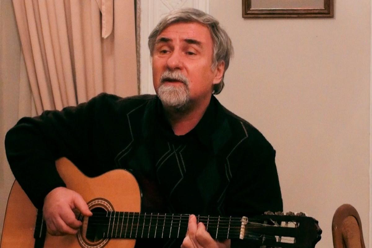 Владимир Каденко влюблен в мировую культуру