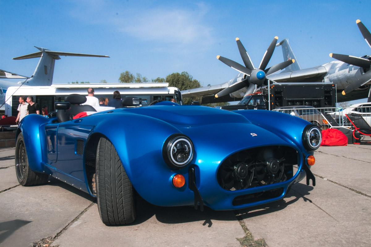 Cobra выпускалась в Великобритании с 1961 по 1967 года