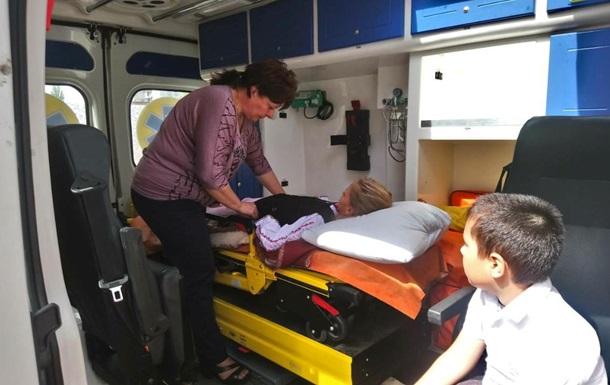 В больницах Черкасс находится 53 ученика и 4 учителя