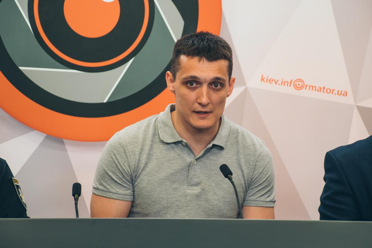 Алексей Павловский, руководитель проекта «Питбуль» в Украине
